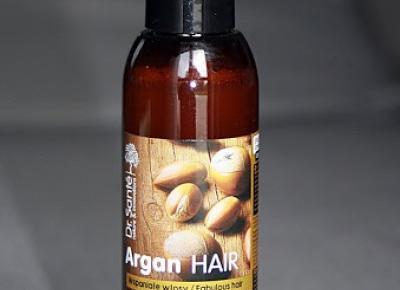 Kosmetyczne inspiracje: Dr. Sante - Spray ułatwiający rozczesywanie z olejem arganowym i kreatyną