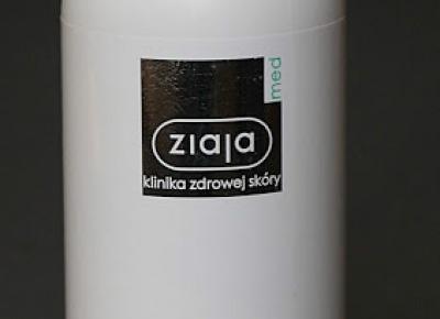 Kosmetyczne inspiracje: Ziaja Med - Kuracja dermatologiczna AZS - Natłuszczająca emulsja do ciała