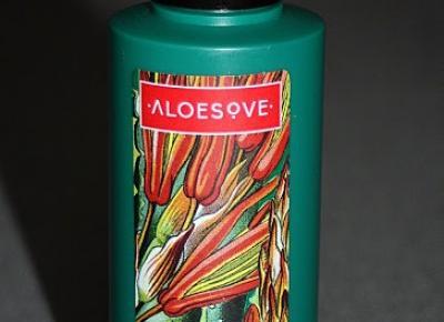 Kosmetyczne inspiracje: Sylveco - Aloesove - Żel myjący do twarzy
