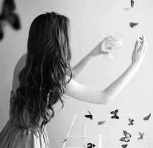 Life is worth living: Przeszłość jest jak motyl...