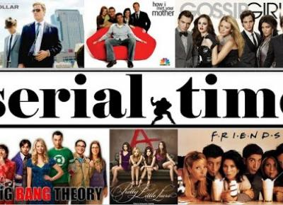 AgentGirl Blog | blog lifestyle : #26. Serial Time