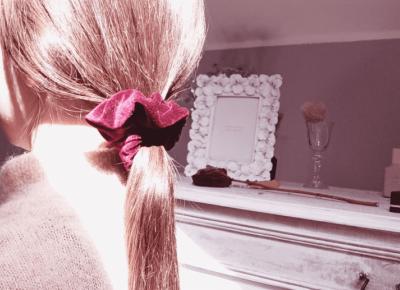 Najpiękniejsza gumka do włosów
