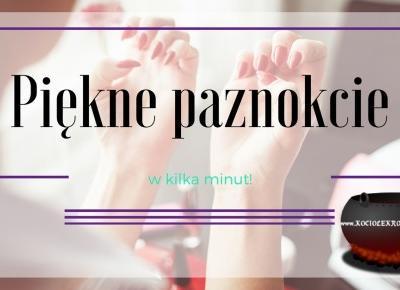 Paznokcie: Naklejki wodne od DobraRada.com.pl ~ Kociołek rozmaitości