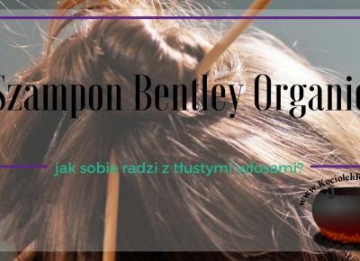 Włosy: Szampon Bentley Organic do włosów normalnych i przetłuszczających się ~ Kociołek rozmaitości