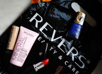 agssymi : Testujemy produkty od REVERS!