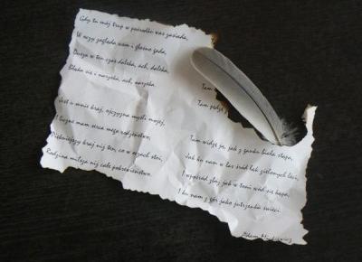 Poeta – opowiadanie