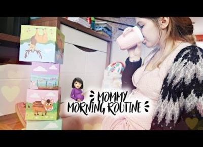 Mommy morning routine | Moja poranna rutyna