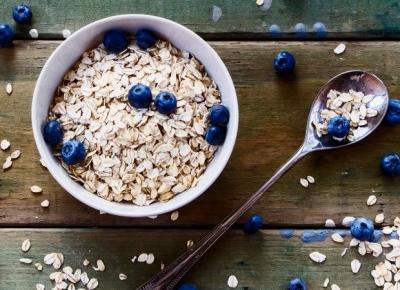 Płatki owsiane na śniadanie: dlaczego warto?!