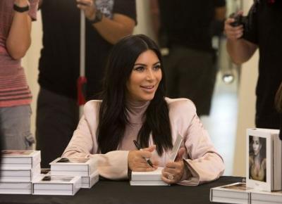 Kim Kardashian otworzyła Klub Książki