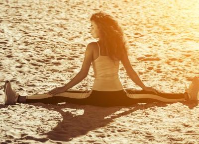 Poranna gimnastyka - krótki trening dla każdego [WIDEO] |  Codziennie Fit