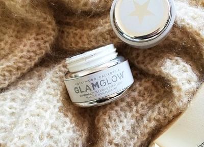 Kosmetyki moim życiem: Glamglow Supermud Clearing Treatment, czy ta maseczka jest warta swojej ceny?