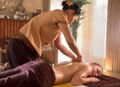 Kosmetyki moim życiem: Zrób coś dla siebie, wybierz się na tajski masaż
