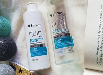 Kosmetyki moim życiem: Nawilżający żel do mycia twarzy i płyn micelarny, Silcare