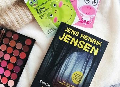 Kosmetyki moim życiem: Książka na wieczór: Zanim zawisły psy, Jens Henrik Jensen