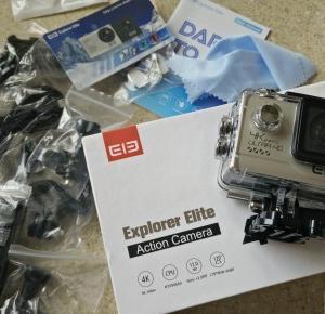 Elephone Elecam Elite Explorer kamera sportowa - AliLove.pl