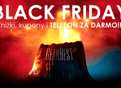 Black Friday oraz Cyber Monday na Gearbest - AliLove.pl