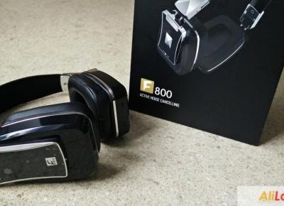 Bluedio F800 słuchawki z aktywną redukcją szumów - AliLove.pl