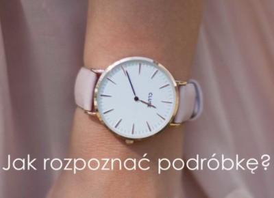 CLUSE jak poznać podróbkę zegarka? - AliLove.pl