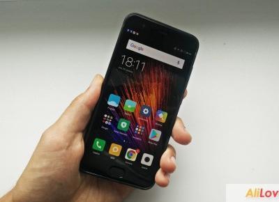 Xiaomi Mi6 Recenzja flagship-killera - AliLove.pl