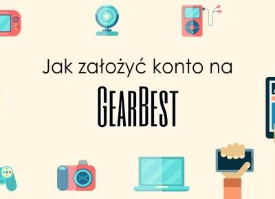 Jak założyć konto na GearBest