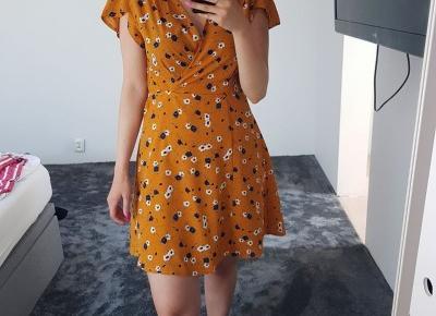 Letnia sukienka z Aliexpress- Aliside.com