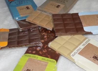 Siejonka: iChoc - najlepsze wegańskie czekolady w mieście
