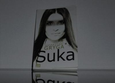 Siejonka: Suka - Katarzyna Gryga - recenzja