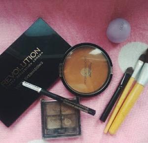 Everyday makeup look - krok po kroku  - Alleynaa ❤