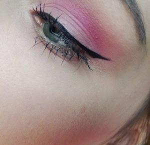 All in pink ! Makeup look - krok po kroku  - Alleynaa ❤