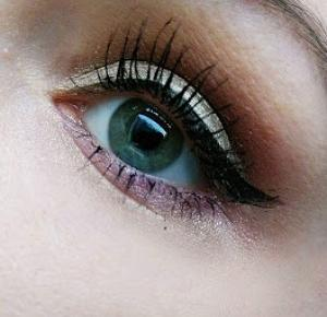 Szampański makeup look - krok po kroku - Alleynaa ❤