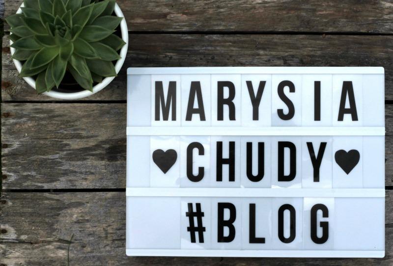 Marysia Chudy: Dać dziecku aparat...