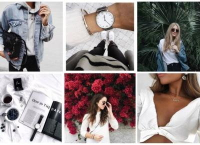 Black&white- Pinterestowe inspiracje
