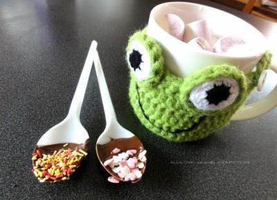 allilove-xoxo: Mleko z piankami i czekoladowym dodatkiem DIY