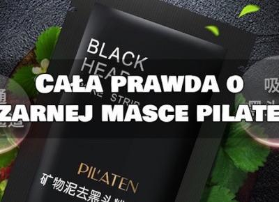 Almost Paradise: Czarna maska Pilaten - obalamy mity