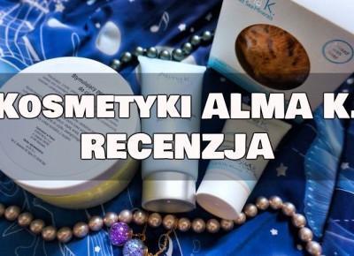 Almost Paradise: Czy warto kupićbłoto z Morza Martwego? Recenzja kosmetyków ALMA K prosto z Izraela