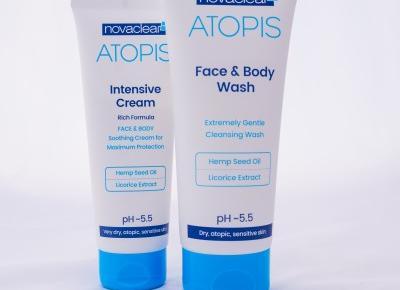 Recenzja kosmetyków NovaClear Atopis  | Altea Leszczynska