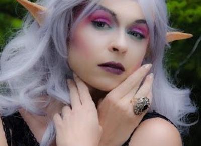 Podstępny Elf – plenerowa sesja cosplay | Altea Leszczynska