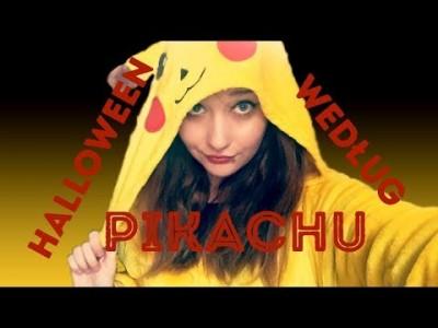 Halloween według Pikachu