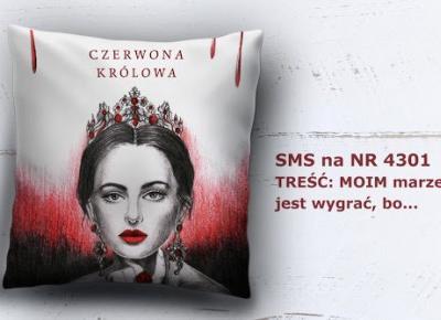 Amiluna ART - Blog o rysowaniu: Czerwona Królowa + KONKURS ♥