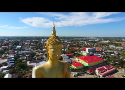 Najwyższy Stojący Budda w Tajlandii