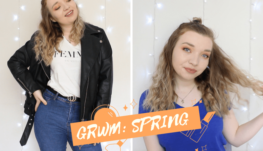 Get Ready With Me: SPRING 2020 | ANDZIOK