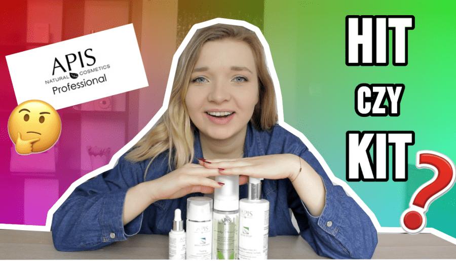 PRZEZ 2 MIESIĄCE używałam TYLKO kosmetyki APIS NATURAL COSMETICS *szczera do bólu recenzja*