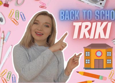 LIFEHACKI DO SZKOŁY KTÓRE MUSISZ ZNAĆ *BACK TO SCHOOL 2020* || daily vlog 6