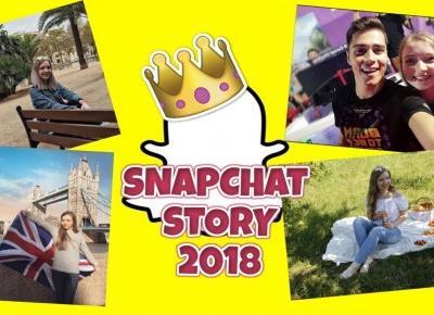 SNAPCHAT STORY 2018 🎆