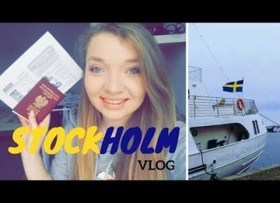 VLOG: STOCKHOLM ✈️