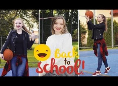 💖 BACK TO SCHOOL LOOKBOOK 🎒 3 STYLIZACJE 🏫