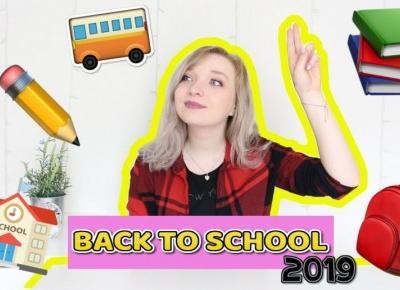 BACK TO SCHOOL 🏫 Szkolny TAG 🏫 Andziok
