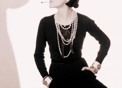 Coco Chanel - ikona mody, której wiele zawdzięczamy - Modny Blog