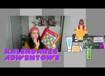 Vlog II Paczka MeetBeauty🤩 i kalendarze adwentowe 🙄
