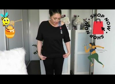 Vlog 👗  Modna Kiecka, czyżby kolejny dres❔❔❔🤦🏽♀️
